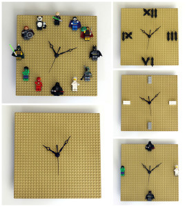 DIY-LEGO-Clock-Collage