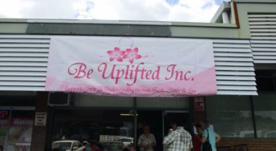 Be Uplifted Breast Cancer Op Shop