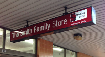 Smith Family Op Shop Kempsey