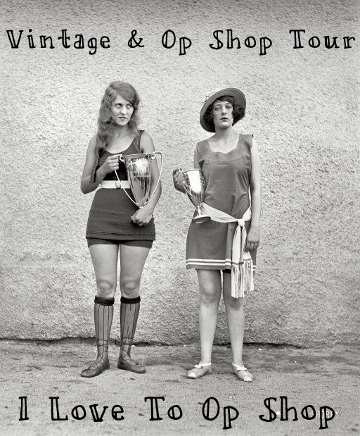 Vintage & Op Shop Tour in Planning