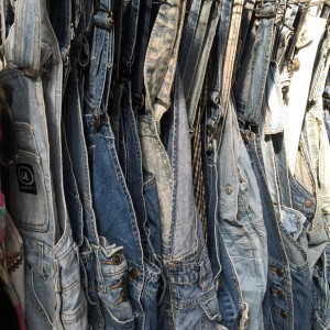 Unique Vintage has great retro denim overalls for sale