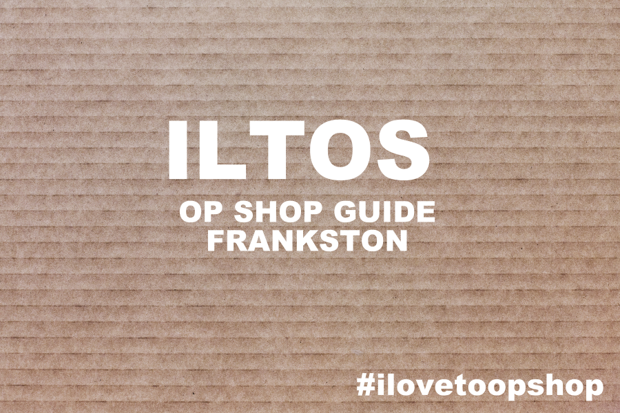 Frankston Op Shop Guide