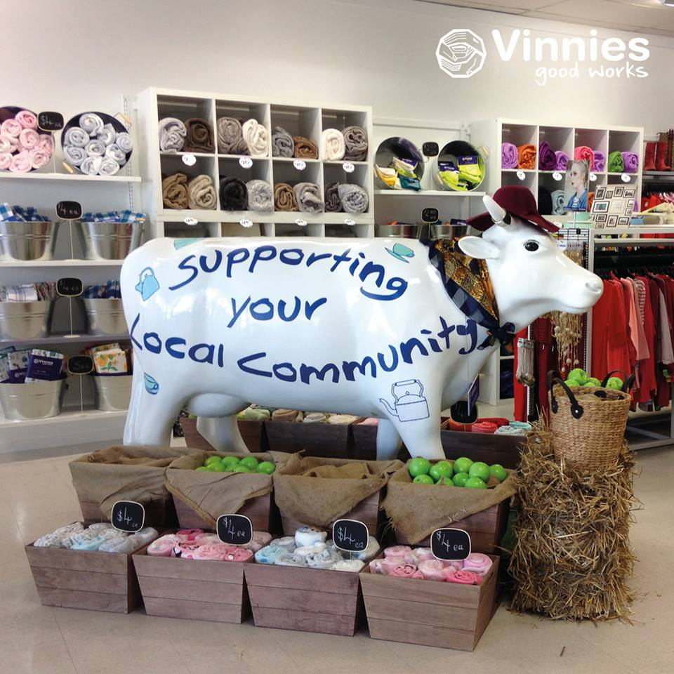 Vinnies Shepparton Opens Next Week!!!